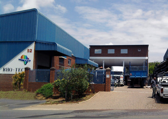 RHO-TECH's welding training centre is located at our Durban head office